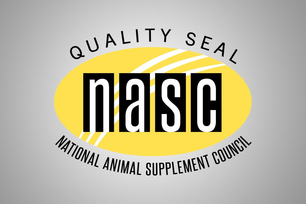 Receives Two Awards at the 2018 National Animal Supplement Council (NASC) Annual Conference