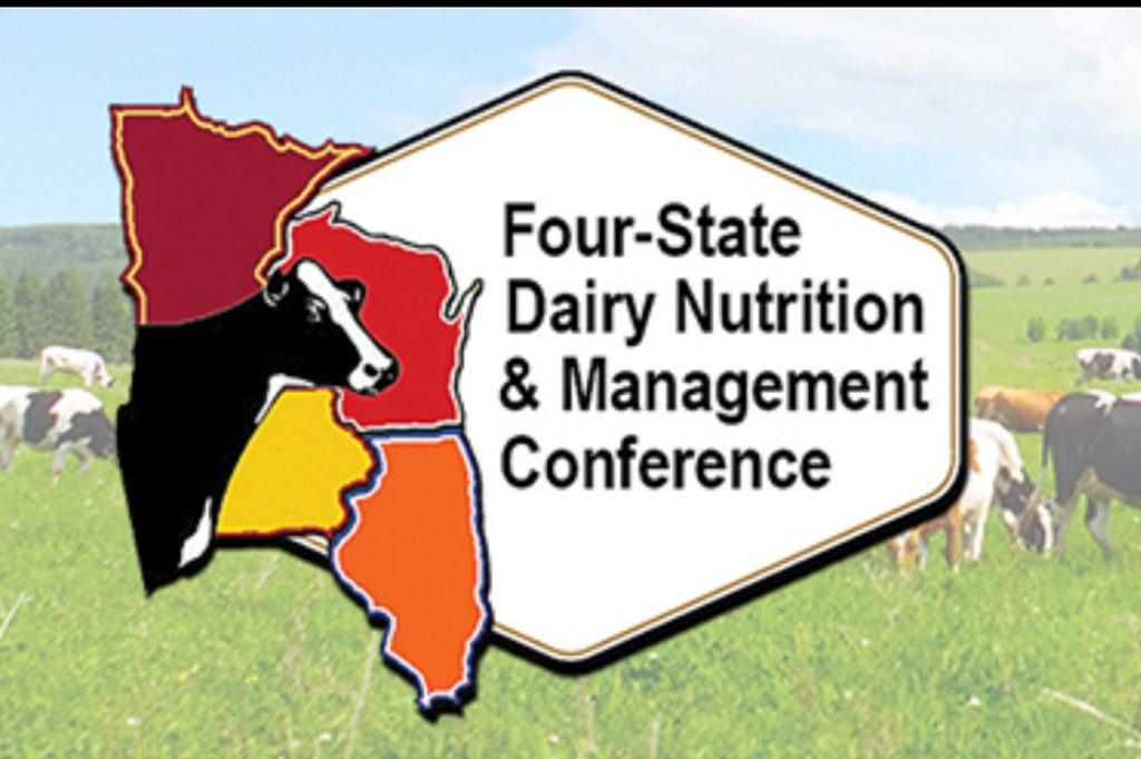 RDL scientists attended Four State Dairy Nutrition and Management conference 2021